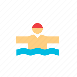 olympic, olympics, pool, sport, sports, swimmer, swimming icon