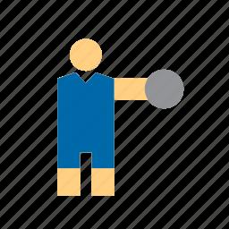 athlete, athletics, discus throw, olympic, olympics, sport, sports icon