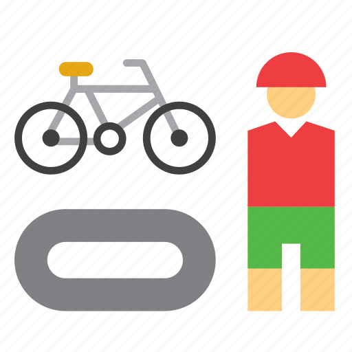 bicycle, cycling, olympic, olympics, sport, sports, track icon