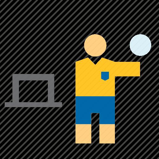 handball, olympic, olympics, people, player, sport, sports icon
