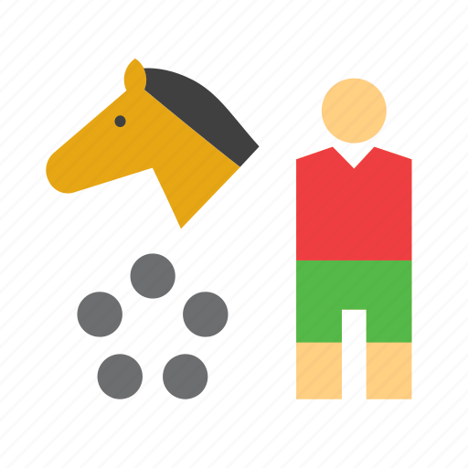 equestrianism, horse, horseback, modern pentathlon, olympic, riding, sport icon