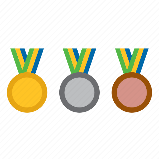 gold, medal, medals, olympic, olympics, sport, winner icon