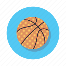 ball, basketball, game, sports icon