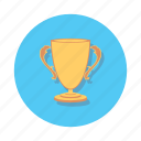 achievement, cup, medal, prize, trophy icon