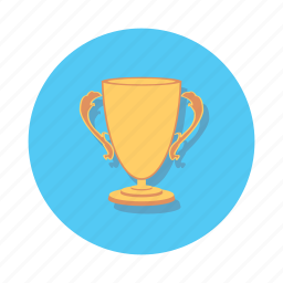 achievement, cup, medal, prize, trophy icon