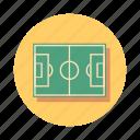 field, football, game, soccer, sport