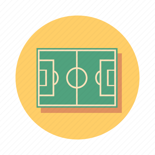 field, football, game, soccer, sport icon