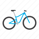 bicycle, bike, bike icon, cycling, mountain bike, ride, sport icon