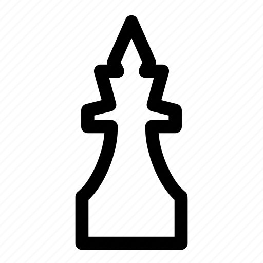 chess, figure, game, king, piece, sport, strategy icon