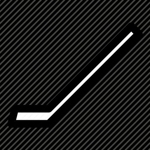 game, hockey, skating, sport, stick icon