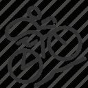 biking, cycling, mountain, sport, exercise, mountain bike, sports
