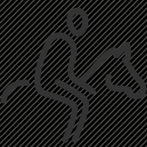 equestrian, horse riding, horseback riding, modern pentathlon, mounted, olympics, sport icon