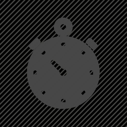 stopclock, time, timer icon
