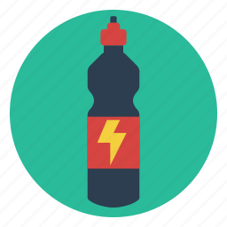 drink, energy, exercise, fitness, gym, hydrate, workout icon