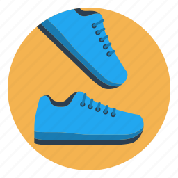 exercise, fitness, jogging, lifestyle, running, shoes, workout icon