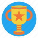 achievement, award, contest, cup, prize, trophy, winner icon