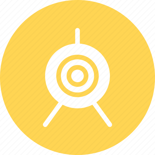 archery, hunt, target, training icon