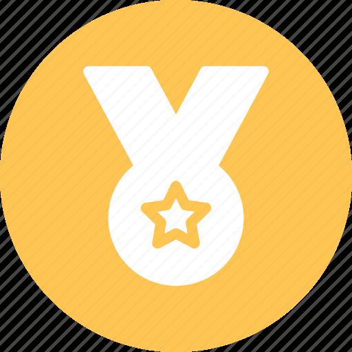 award, honor, medal, winner icon