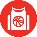 athletic, basketball, nba, shirt, team icon