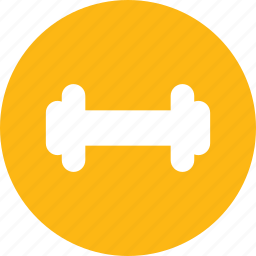 body building, fitness, gym, weightlifting icon