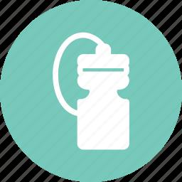 biking, bottle, camping, equipment, water icon