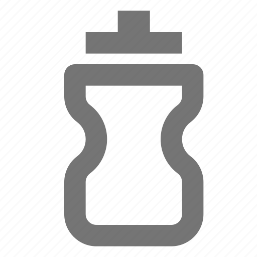 beverage, bottle, drink, exercise, hydrate, water icon