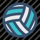 ball, sport, volley, volleyball