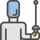 avatar, fencing, man, sport, sports, sword