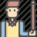 avatar, billiard, man, pool, snooker, sport, sports
