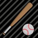 athlete, baseball, sport icon