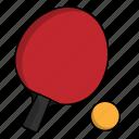 athlete, sport, table tennis