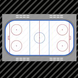 court, game, hockey, ice, sport icon