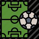 ball, equipment, gear, sports icon