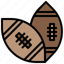 american, education, equipment, football, sports, team icon