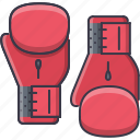 box, boxing, equipment, glove, sport, training