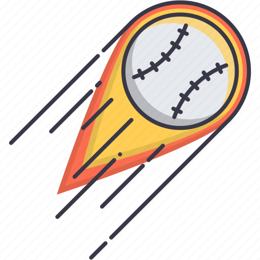 Ball, baseball, equipment, game, speed, sport, training icon - Download on Iconfinder