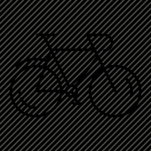 bicycle, bike, sport icon