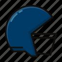 helmet, hockey, sport
