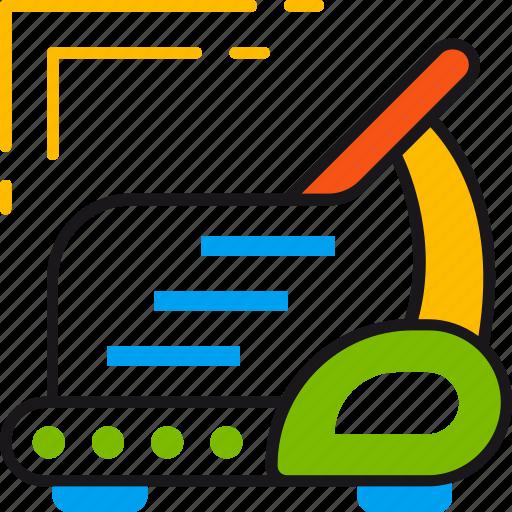 Machine, treadmill, fitness, gym, health, running, sport icon - Download on Iconfinder