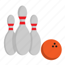 athlete, bowling, sport icon