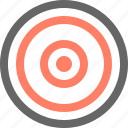 archery, game, goal, play, sport, sports, target icon