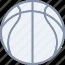 ball, basketball, game, sports