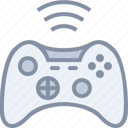 controller, game, gaming, pad, wireless icon