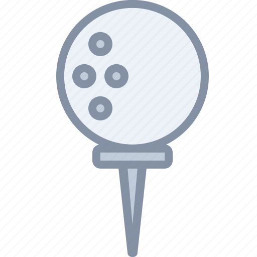 Ball, game, golf, sports icon - Download on Iconfinder