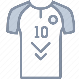 football, game, kit, playmaker, shirt, sports icon