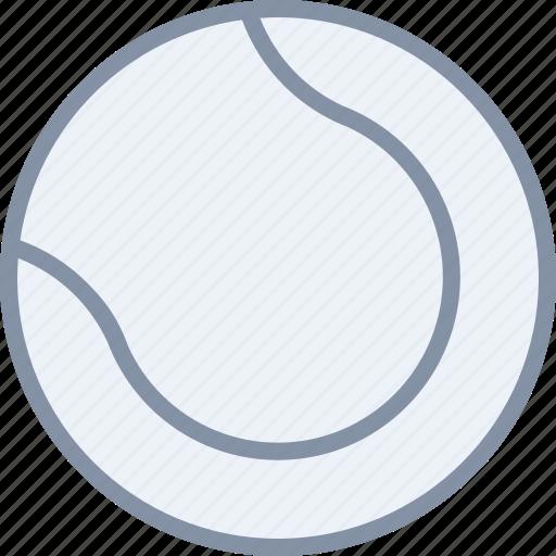 ball, game, sports, tennis icon