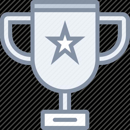 award, prize, sports, trophy, winner icon
