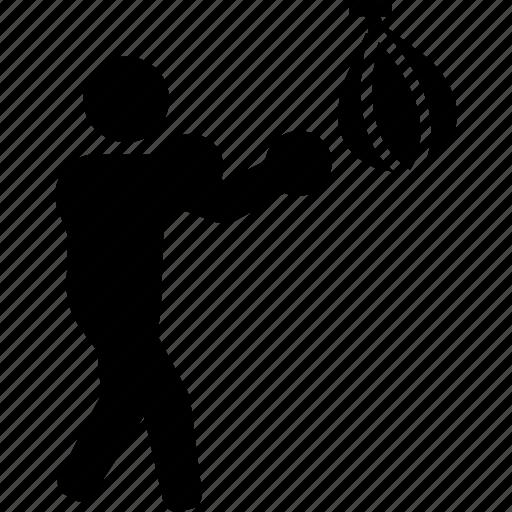 bag, boxer, boxing, punching, speed icon