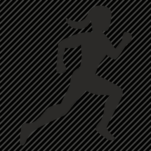 Fitness, run, scamper, sport, ...