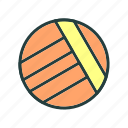 ball, game, sports, volly